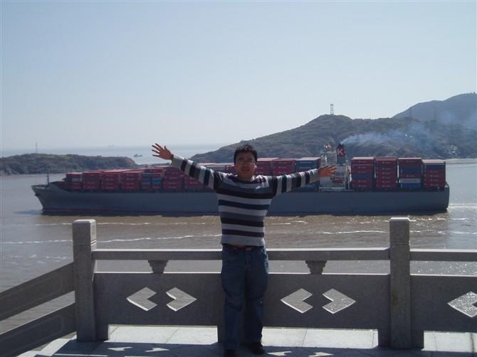 东海大桥玩