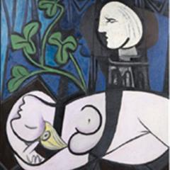 毕加索油画以1.06亿美元拍卖刷新纪录