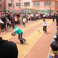 育才幼儿园第一届运动会