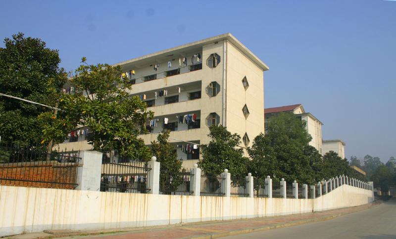 湖南人文科技学院风光