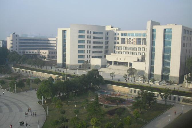 湖南科技学院_湖南人文科技学院风光