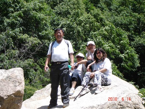 [原创]天涯户外,秦皇岛祖山风景区