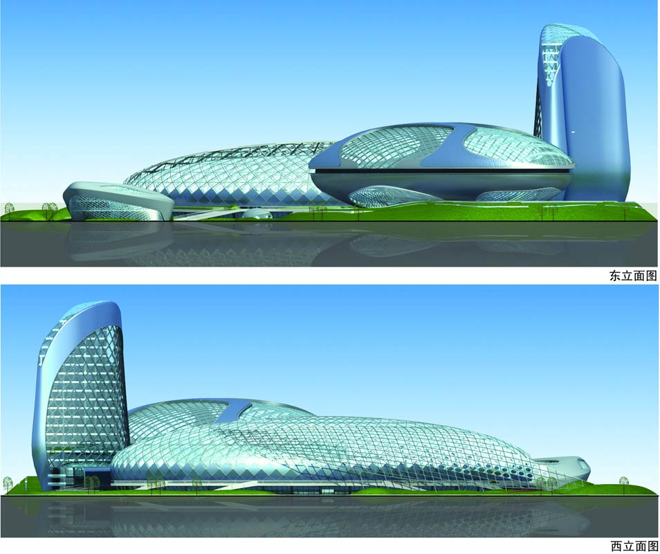 如东县文体中心规划图
