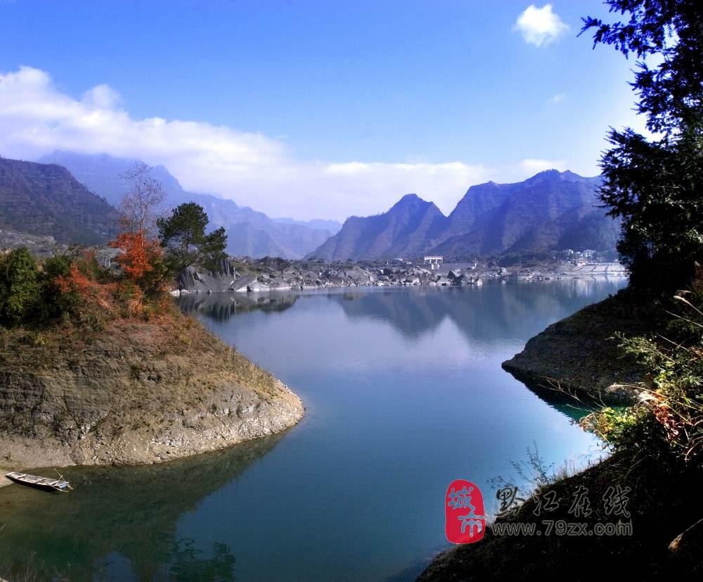 黔江小南海风景