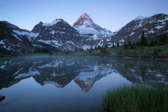 [分享]风景美图欣赏---倒影之美