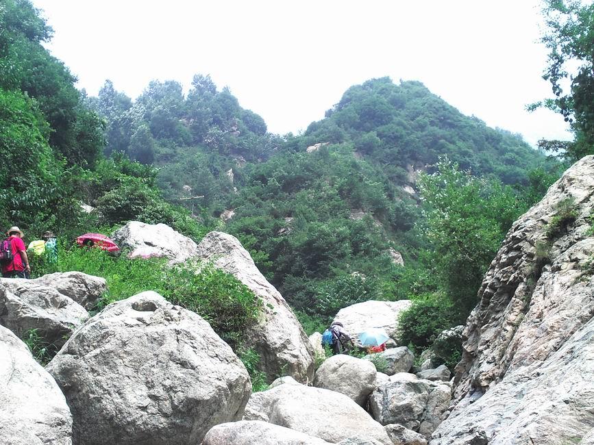 徒步穿越辋川东沟,蓝关古道至王顺山风景区
