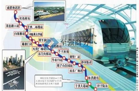 成都地铁介绍 成都地铁线路图 成都地铁规划