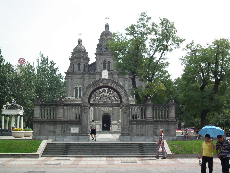北京天主教堂