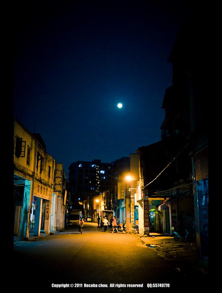 夏夜寻味惠州水东街