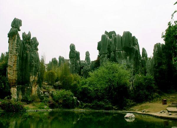 祖国名胜风景区照片