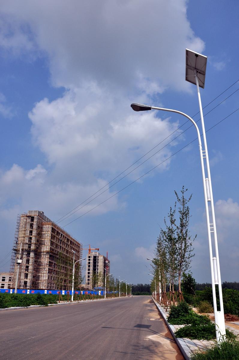 [原创] 建设中的金乡东城区