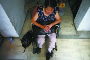北京朝阳路最牛钉子户坚守2年多被法院强拆(图)