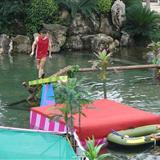 [原创][组图]金堂首届大型水上竞技?#28909;?#35797;水现场