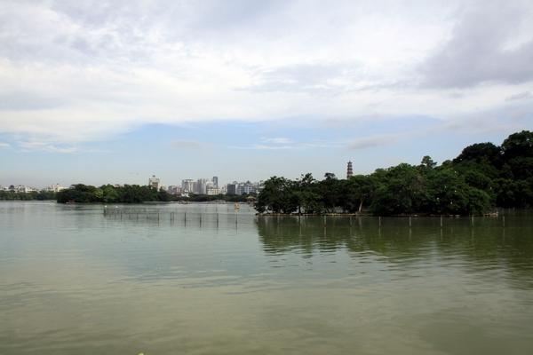 看不厌的惠城山水(图)