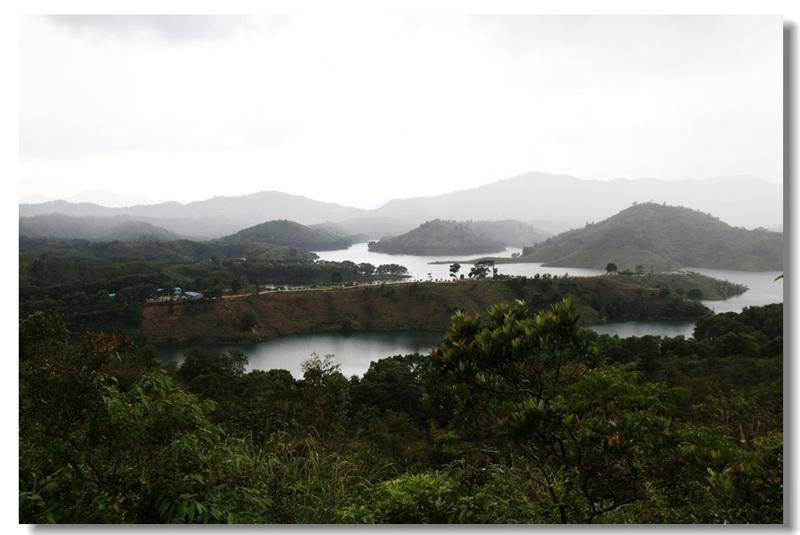 金榜山顶为据点,鸟瞰惠州全景