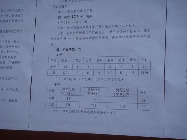 2011年玉谭镇(城南)实验小学为何不招收一年级新生?