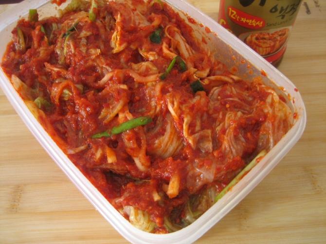 家庭版辣白菜的做法,创盈国际的亲一定要看哈