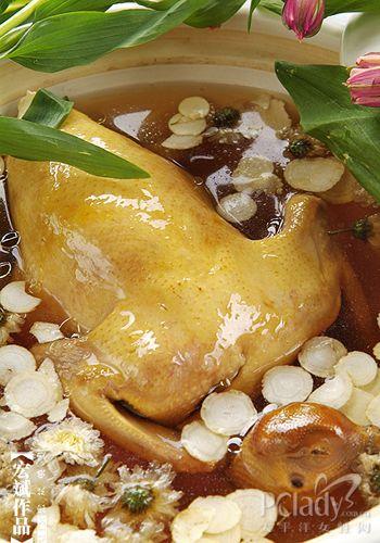 美食DIY:白雪鸡的做法