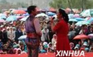 录音报道:西北五省(区)花儿演唱会在澳门银河网址唱响