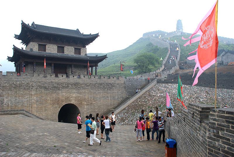 游世界文化遗产国家aaaa景区雁门关风景区