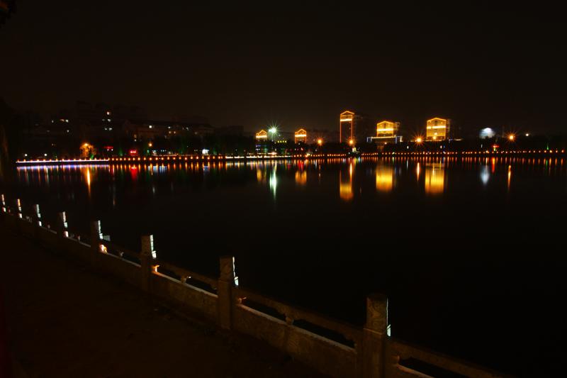 [原创]星湖公园夜景