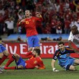 2010世界杯精彩图片