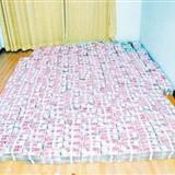 8000万辅成的床