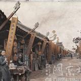 [分享]100年前外国人拍摄的北京【彩图】