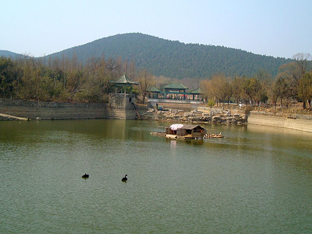 带你逛徐州(二十一)徐州泉山森林公园