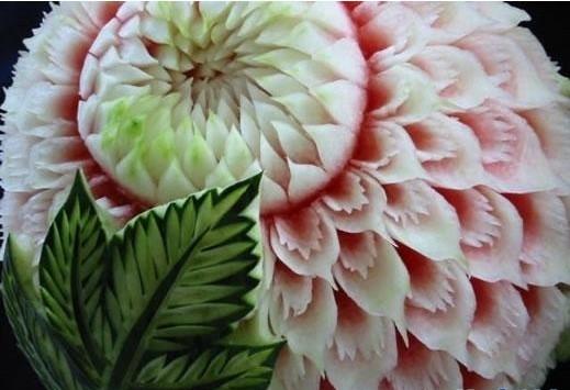 [贴图]西瓜艺术欣赏