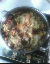心血�沓保�今天做了��菜-。-