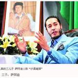 [讨论]卡扎菲和他的儿女们,真的有点惨,这一家人