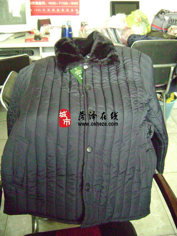 大连爱心人士捐赠的新棉衣已收到