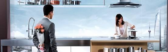 [分享]厨房制造浪漫和幸福的地方
