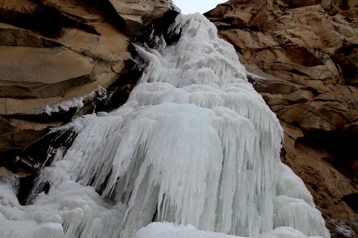 冬日大石湖