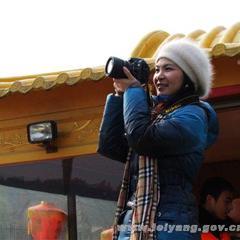 衡南摄影家赴蔡伦竹海采风