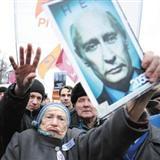 [讨论]俄罗斯逾50个城市数万人举行示威 高喊普京下台