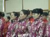 学习传统文化的美女老师