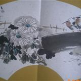 雷万第老师国画欣赏