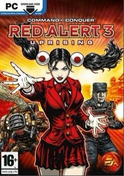 [下载]红色警戒3:起义简体中文完美硬盘版下载,红警3,红警3下载,红警3地图!