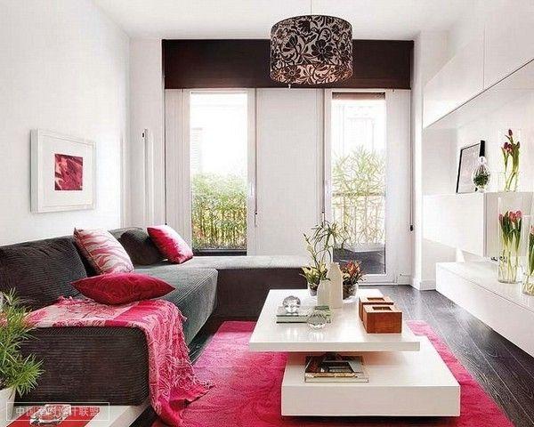 西班牙马德里的多彩公寓