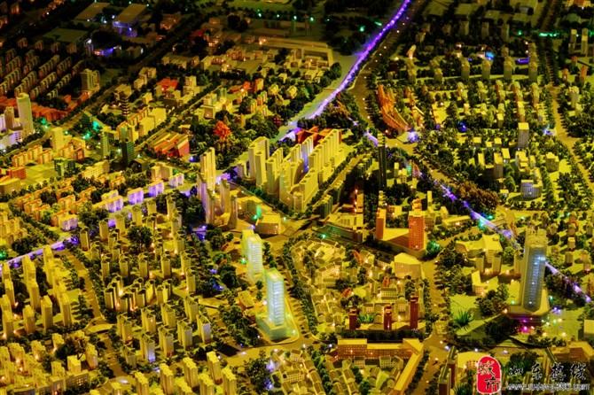 [原创]探访如东城市规划展览馆