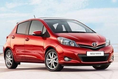 五款2012年值得期待的日韩系小型车前瞻