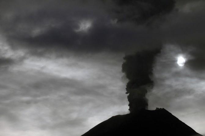 2011年全球火山奇观