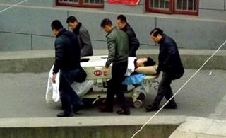 梦想合唱团上海队队长胡彦斌出车祸