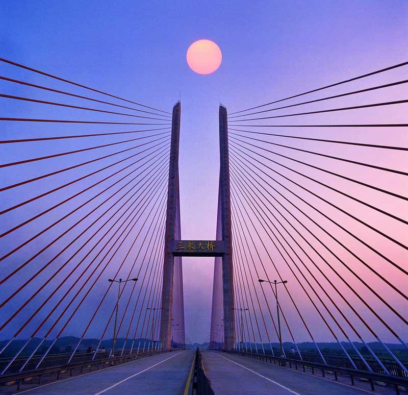 《佛山三水大桥》