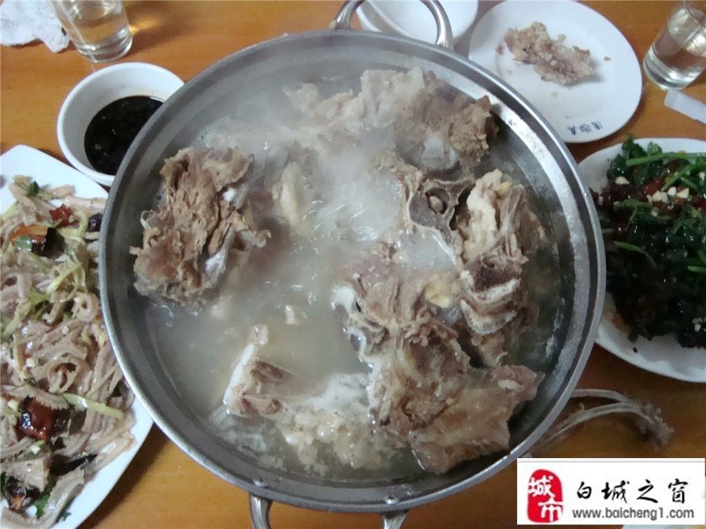 吃在白城――回族人吃饭的首选地