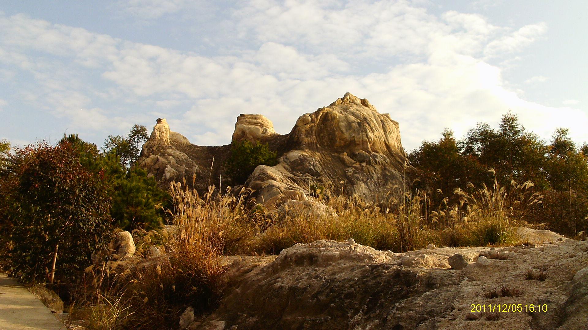 [原创]石圳去林田坝的路上看到了这样的风景