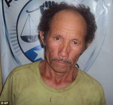 巴西兽父遭狱友斩首 曾性侵女儿12年生下7个孩子