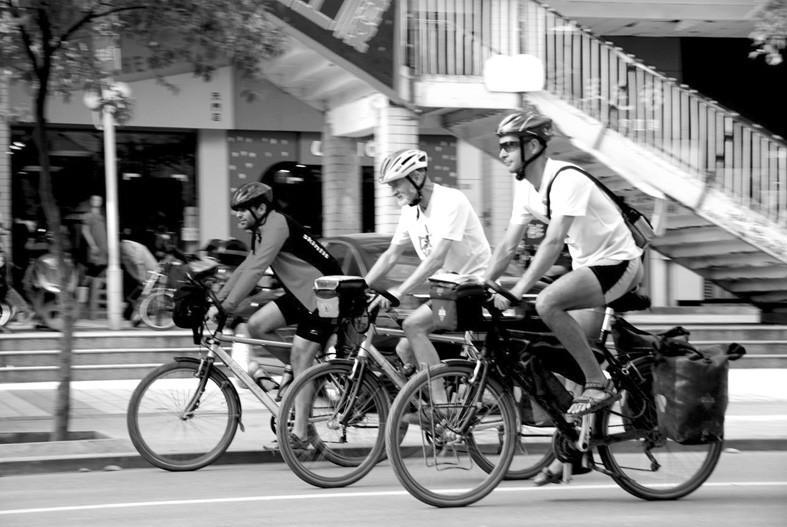 什么叫自行车旅行车